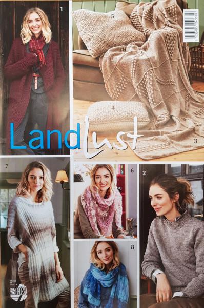 Landlust Flyer 2018 Lana Grossa Woolmarket Der Freundliche