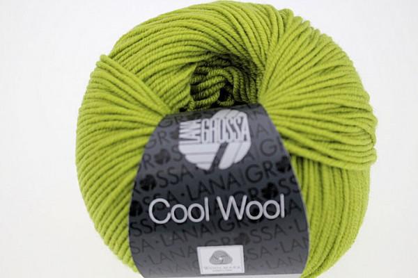 Wolle Kreativ Cool Wool 2011 erika 50 g Lana Grossa Fb