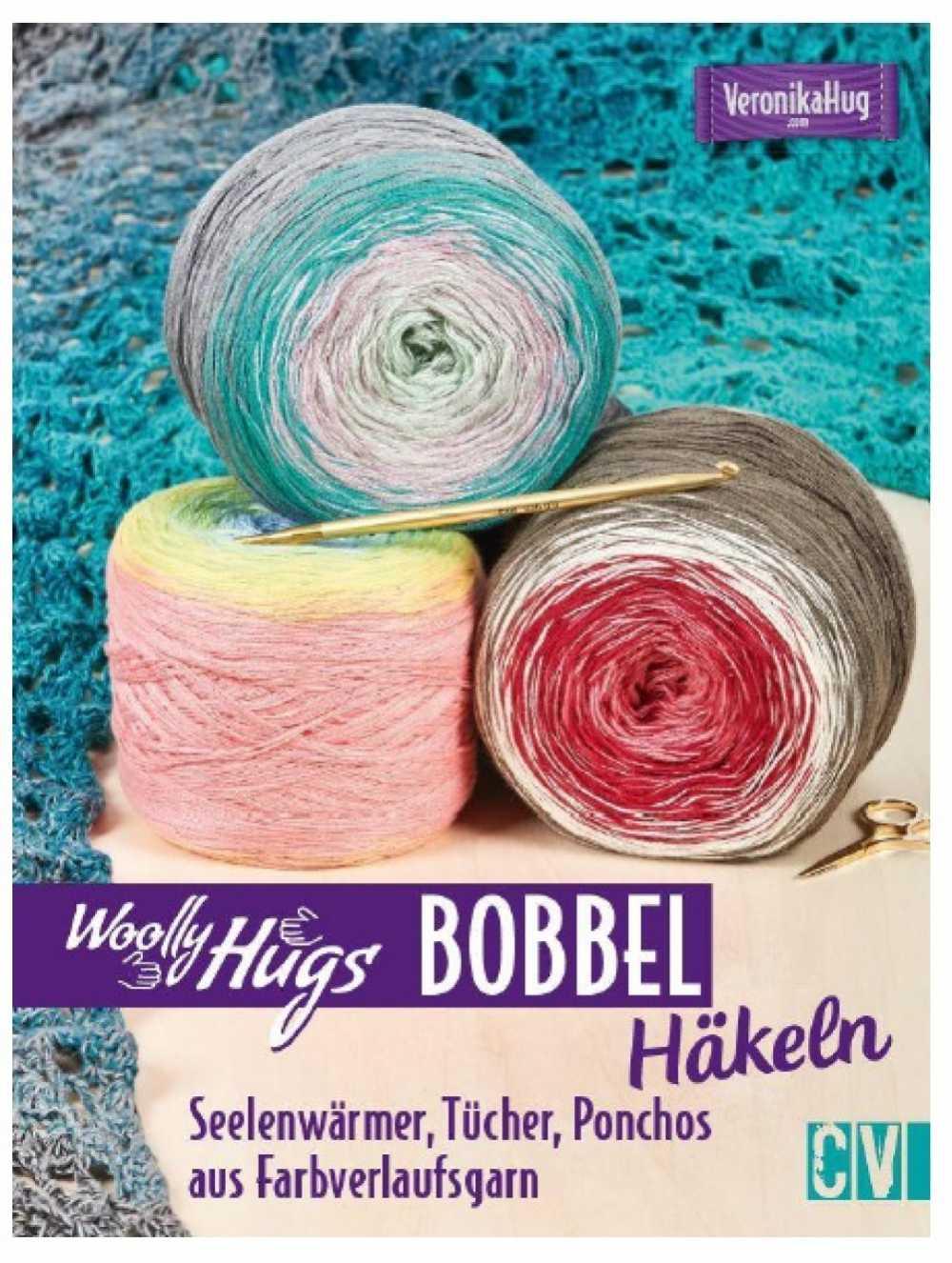 Das Buch Woolly Hugs Bobbel Häkeln Woolmarket Ist Dein